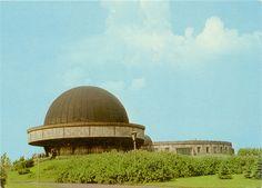 Katowice planetarium