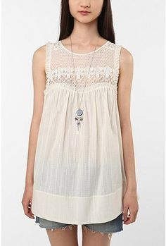 Piplette By Alice Ritter Adria Tunic, soft & sweet. $89