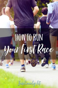 """This article in my """"How to Run"""" series details what you should expect from your first race and will help you avoid common first timer mistakes. Running For Beginners, How To Start Running, How To Run Faster, Workout For Beginners, Training Plan, Running Training, Fitness Goals, Fitness Tips, Beginner Runner Tips"""