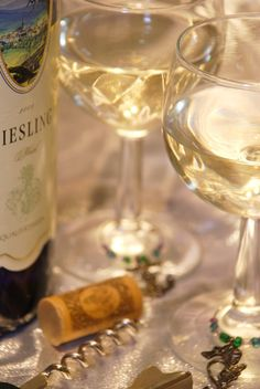 photography about wine - white wine