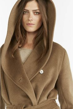 Manteau cinema, camel | gerard darel 4