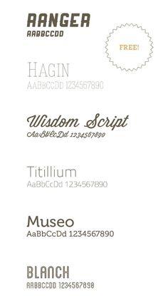 good free fonts