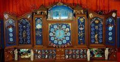 La mécanique astronomique, surfez découvrez 480 œuvres / 800 ans. Les atypiques http://www.patrimoine-horloge.fr/mecanismes.html