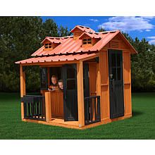 log cabin playhouse from ToysRus!!!!