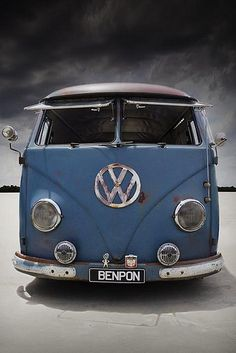 VW-Is always connected with the 60's and Hippies.  Had one of these too ~ toured Europe in it prior to babies.