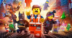 Awesome TV spot for The LEGO Movie