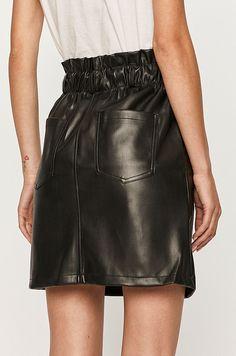Noisy May, Farmer, Maya, Leather Skirt, Fason Rozkloszowany, Skirts, Casual, Products, Fashion