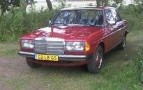 Mercedes-Benz 200-serie 1984