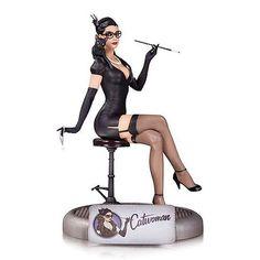 DC Comics Bombshells Catwoman Statue - DC Collectibles - Batman - Statues at Entertainment Earth