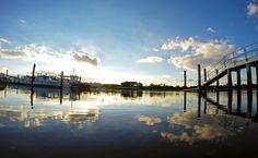 Wilmington River in Thunderbolt