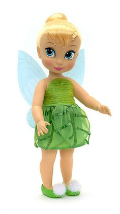 Tinker Bell - Animators doll (Disney Store) by QueenDisneyFan 276f3b84df