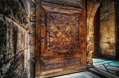 The secret door by Hisham Badran