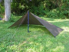 Simply Light Designs - Trail Duster Backpacking Tarp (5x9)