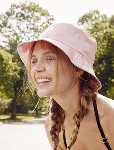 Stussy For UO Digital Print Reversible Bucket Hat