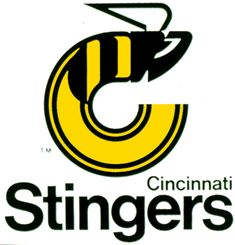 Show your true sporting colours with the Cincinnati Stingers iPhone and iPhone 5 Hard Case from All Star Cases. Stylishly designed with the Cincinnati Stingers club crest to show your mates who you really support. Hockey Logos, Nhl Logos, Soccer Logo, Hockey Teams, Sports Logos, Ice Hockey, Home History, Team Mascots, Name Logo