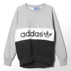 adidas - City Tokyo-sweatshirt, www.adidas.dk, 450 kr.