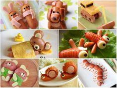 Children Food, Food Hacks, Food Art, Kids Meals, Toddlers, Drink, Breakfast, Party, Desserts