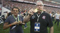 Com ex-vice no futebol Andrés define novos diretores do Corinthians - Terra