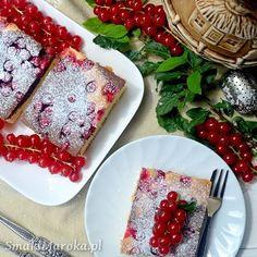 Błyskawiczne rogaliki śniadaniowe z makiem - SmakiMaroka.pl Tuna, Waffles, Cheese, Fish, Meat, Fruit, Breakfast, Recipes, Essen