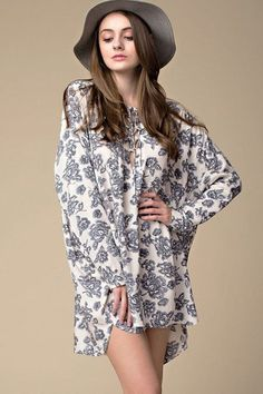 Celeste Tunic - Find the perfect outfit for any occasion at ShopLuckyDuck.com