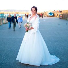 """Alice and her dream wedding day 