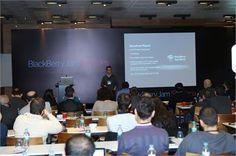BlackBerry Uygulama Geliştirme Uzmanı Luca Filigheddu