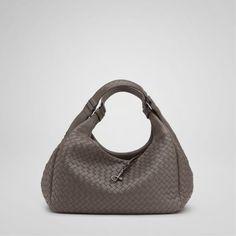Bottega Veneta bags and Bottega Veneta handbags Bottega Veneta Steel Intrecciato  Nappa Campana Bag II  392 22774a4b467b2