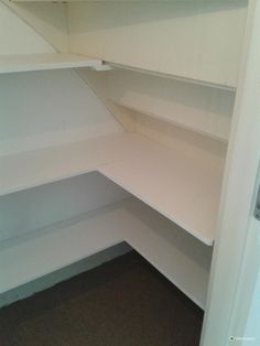 Under Stairs Cupboard Storage, Under Stairs Pantry, Staircase Storage, Pantry Makeover, House Stairs, Small Storage, Stairways, Storage Solutions, Plank