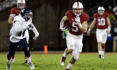 Christian McCaffrey Selected No. 8 by the Carolina Panthers