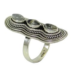 Moonstone 925 Sterling Silver Finger Ring Indian Fashion Jewellery Gift For Her Indianbeautifulart http://www.amazon.co.uk/dp/B00XP4Z5NU/ref=cm_sw_r_pi_dp_HpVHwb0PJR1DV