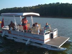 homemade pontoon boat Quotes
