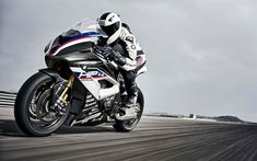 Download wallpapers BMW HP4, 2018, 4k, sports motorcycles, new HP4, German motorcycles, BMW