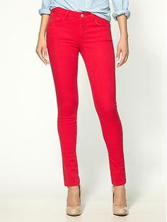 red Joes Jeans