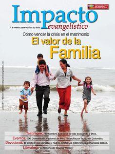 Revista Impacto Evangelistico Edición Junio 2011 Idioma Español
