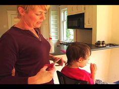 Great hair cutting tutorial for boys