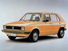Volkswagen Golf 1 1974