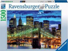 162727 - Puzzle Cielo de Nueva York, 1500 piezas, Ravensburger