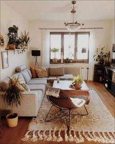 Adorable Perfect Apartment Living Room Decor Ideas On A Budget. - - Adorable Perfect Apartment Living Room Decor Ideas On A Budget. Living Room Furniture Adorable Perfect Apartment Living Room Decor Ideas On A Budget. Boho Living Room, Small Living Rooms, Home And Living, Bohemian Living, Mid Century Modern Living Room, Living Room With Plants, Living Room Apartment, Earthy Living Room, Interior Design Living Room Warm