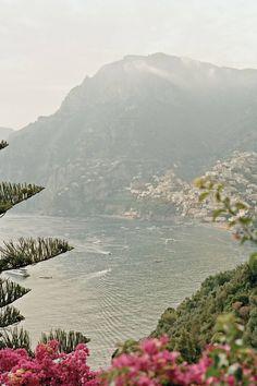 View of Positano from the Il San Pietro di Positano hotel, on the Amalfi Coast. Amalfi Coast Italy, Positano Italy, Positano Hotels, Beautiful Places, Beautiful Pictures, Italy Honeymoon, Italy Pictures, Places In Italy, Amazing Destinations