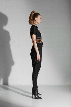 Normcore, Punk, Leather, Collection, Women, Fashion, Moda, Fashion Styles, Punk Rock