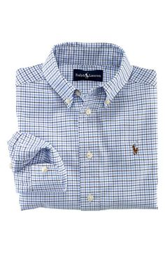Shop for Plaid Button Down Shirt (Toddler) by Ralph Lauren at ShopStyle. Now for Sold Out.