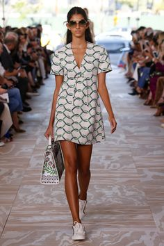 Tory Burch   Ready-to-Wear Spring 2017   Look 9