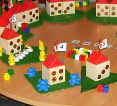 This is lovely Maths Area, Early Math, Math Concepts, Number Sense, Math For Kids, Eyfs, Kindergarten Math, Language, Daycare Ideas