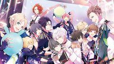 Tsuki no uta Anime Boys, Hot Anime Boy, Manga Anime, Mahouka Koukou No Rettousei, Tsukiuta The Animation, Angel Beats, Handsome Anime Guys, Anime Kunst, Ensemble Stars