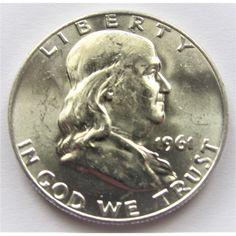 1961 P U.S Gem Proof Silver Quarter Hand Selected Quarter Proof US Mint