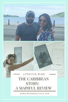 Mapiful Review, Mapiful Prints, Home Décor, Caribbean Travel