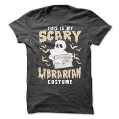 scary librarian - #inexpensive gift #gift sorprise. SECURE CHECKOUT => https://www.sunfrog.com/Funny/scary-librarian-70961052-Guys.html?68278