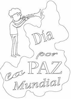 250 Ideas De Día De La Paz Dia De La Paz Paz Paloma De La Paz