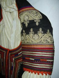 Bulgarian National Costume - Western Region