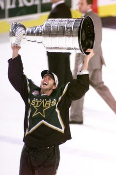Dallas Stars win the Stanley Cup